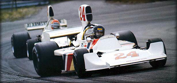 Risultati immagini per HESKETH F1 HUNT