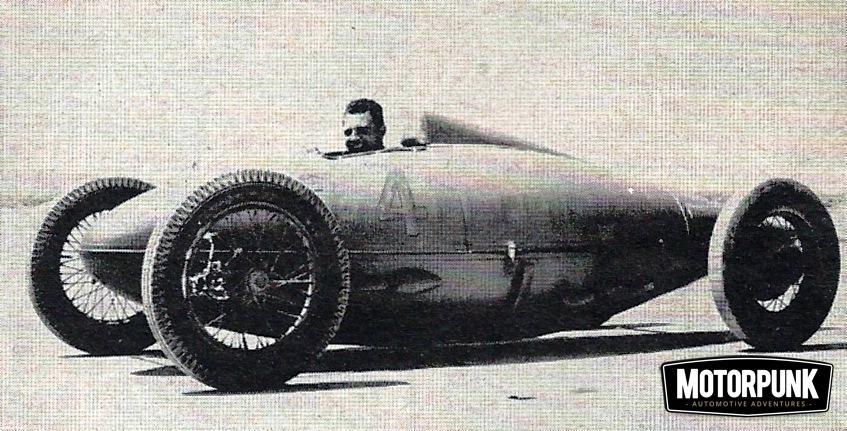 The Beauty Of Bonneville S Belly Tank Racers Motorpunk