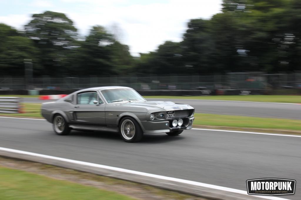 Eleanor - Mustang