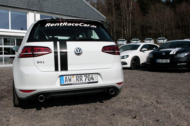 Golf Mk7 - RentRaceCar.com