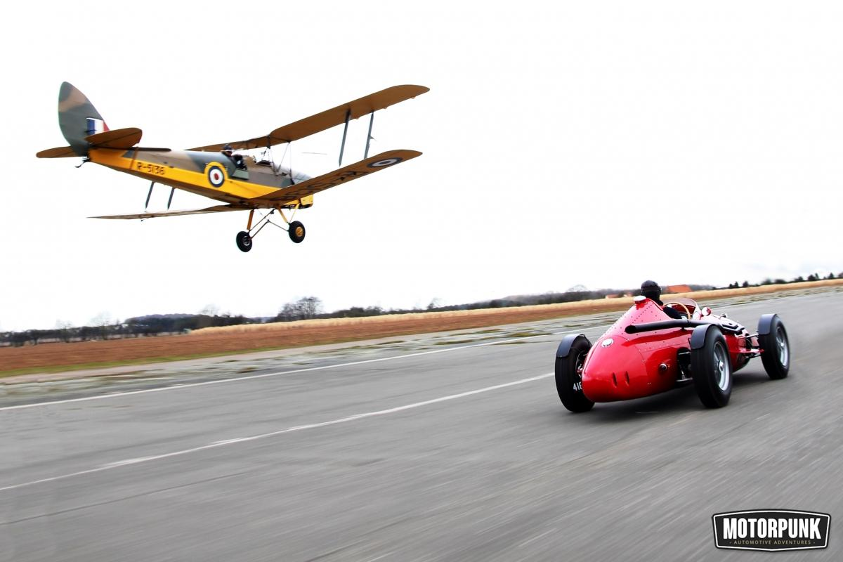rich duisberg and tiger moth