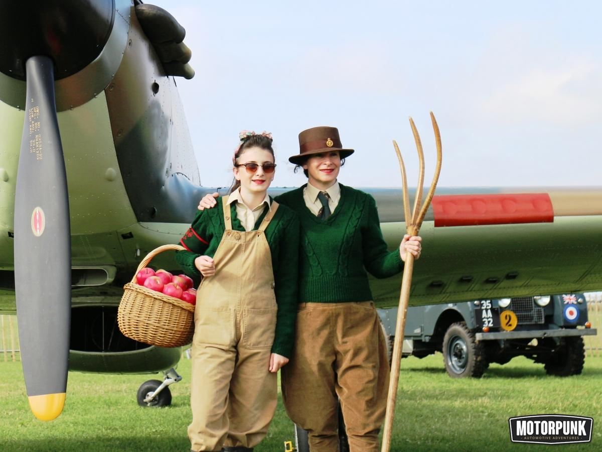 Outfits of the Goodwood Revival • MotorPunk