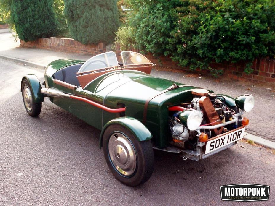 The world\'s worst first car, we have a winner! • MotorPunk