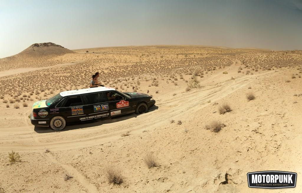 The best of the Mongol rally - MotorPunk and the Adventurists (2)