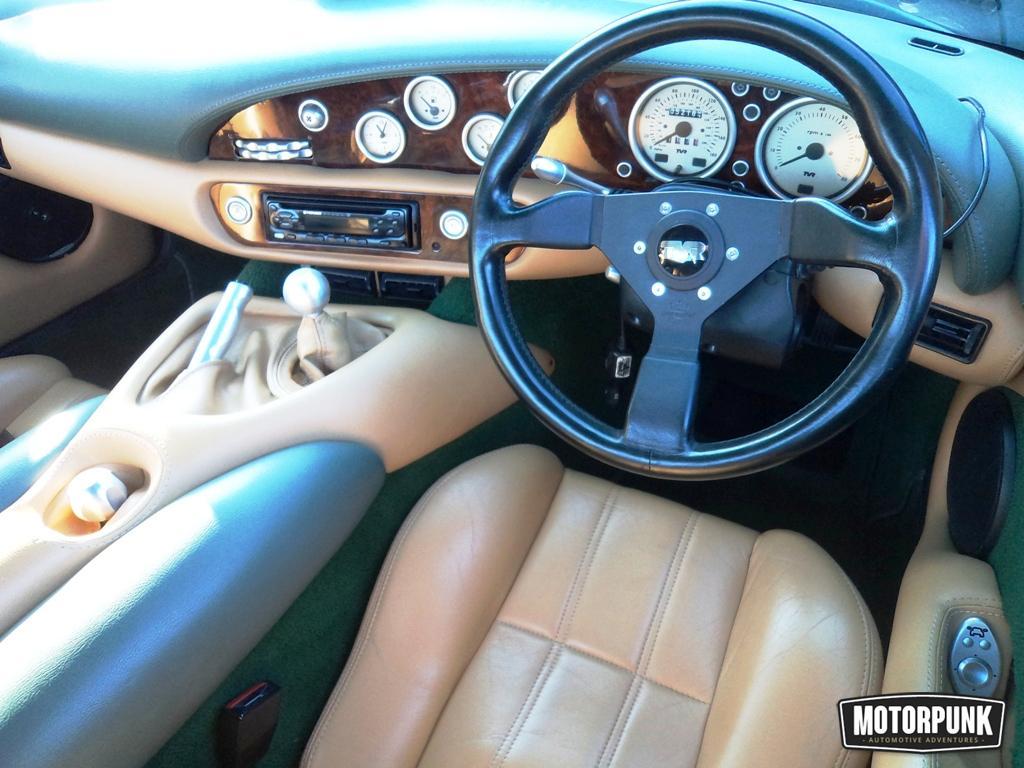 chimaera cockpit