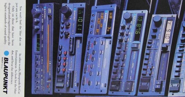 blaupunkt stereo