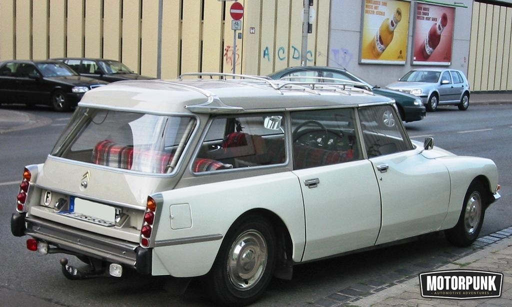 Citroen ds SAFARI