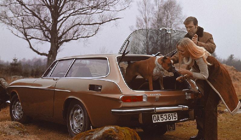 MOTORPUNK - VOLVO P1800 SHOOTING BRAKE