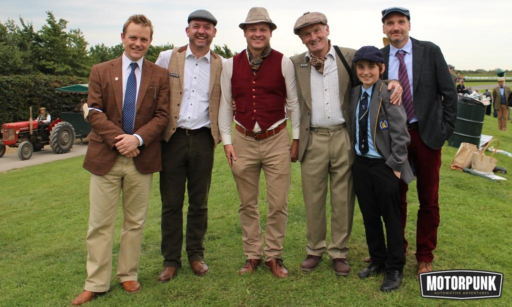 Goodwood Revival Mens Clothing