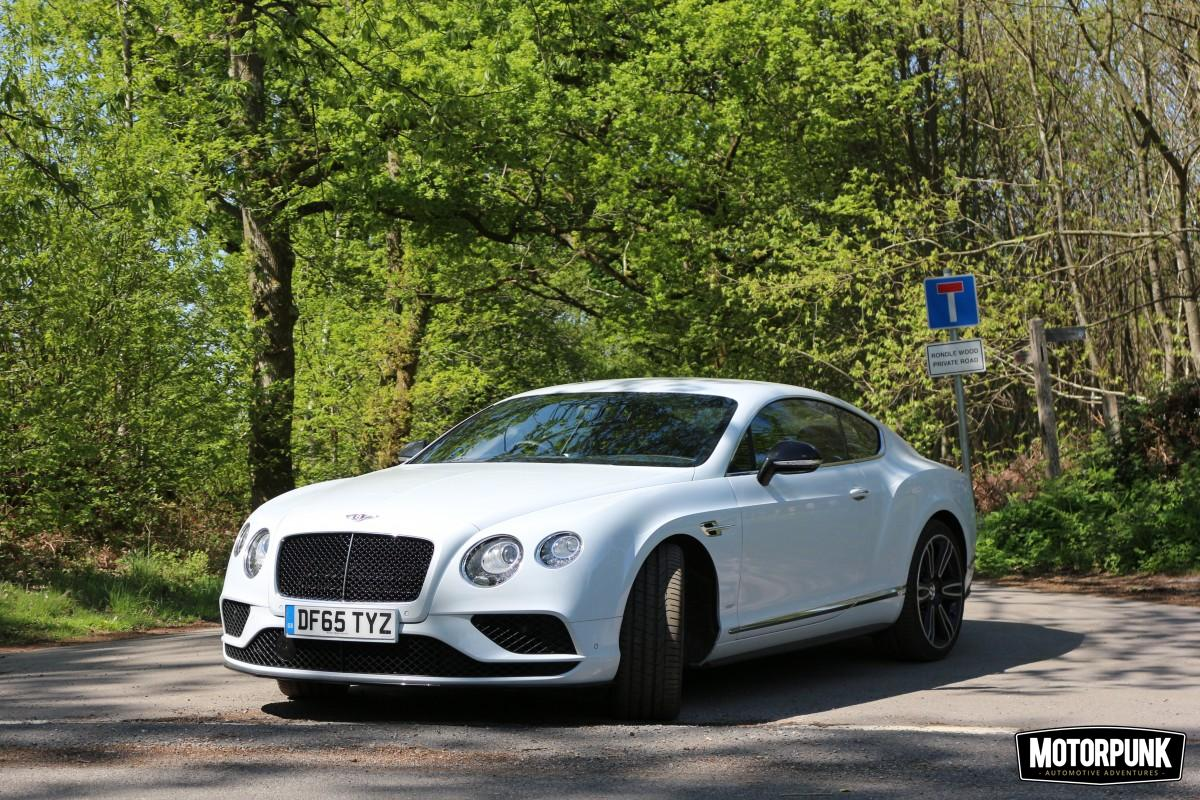 BENTLEY CONTINENTAL REVIEW (1)