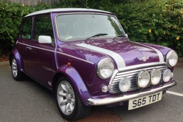 Mini Cooper as an investment (1)