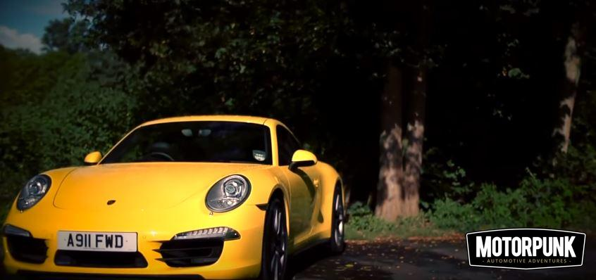The matter of the pronunciation of Porsche (and other