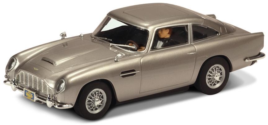 Bond DB5 Scalextrics