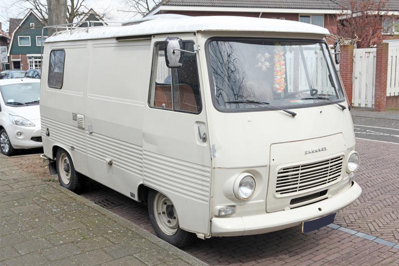 Not the actual Van
