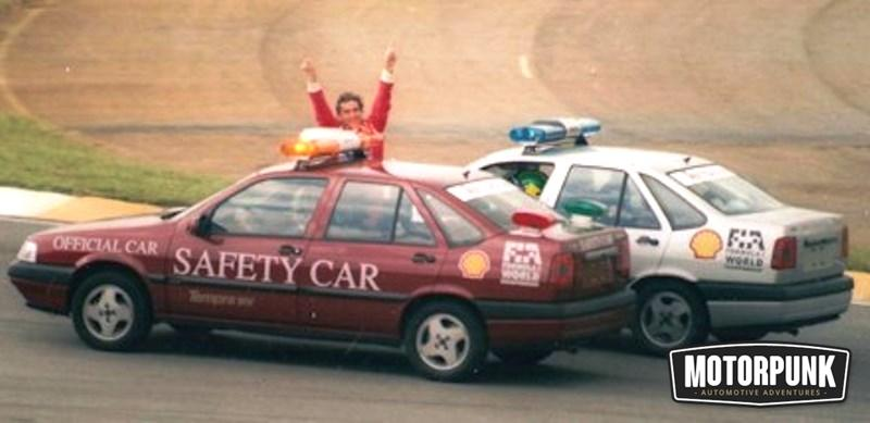 tempra safety car