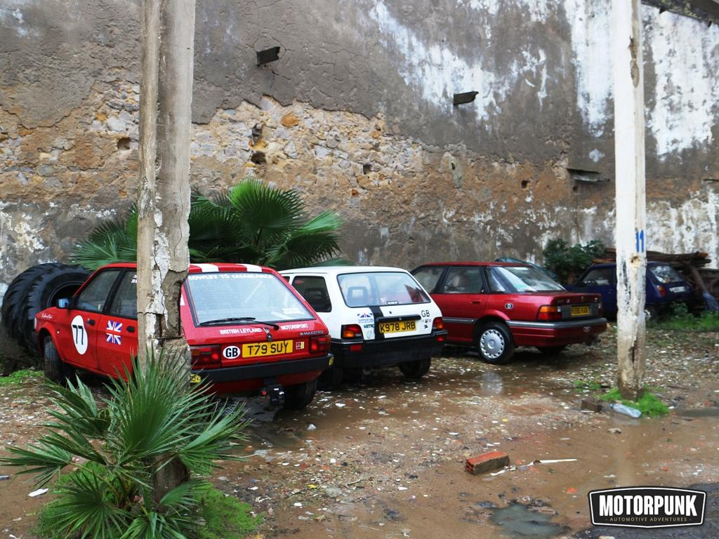 NCP safe parking in morocco