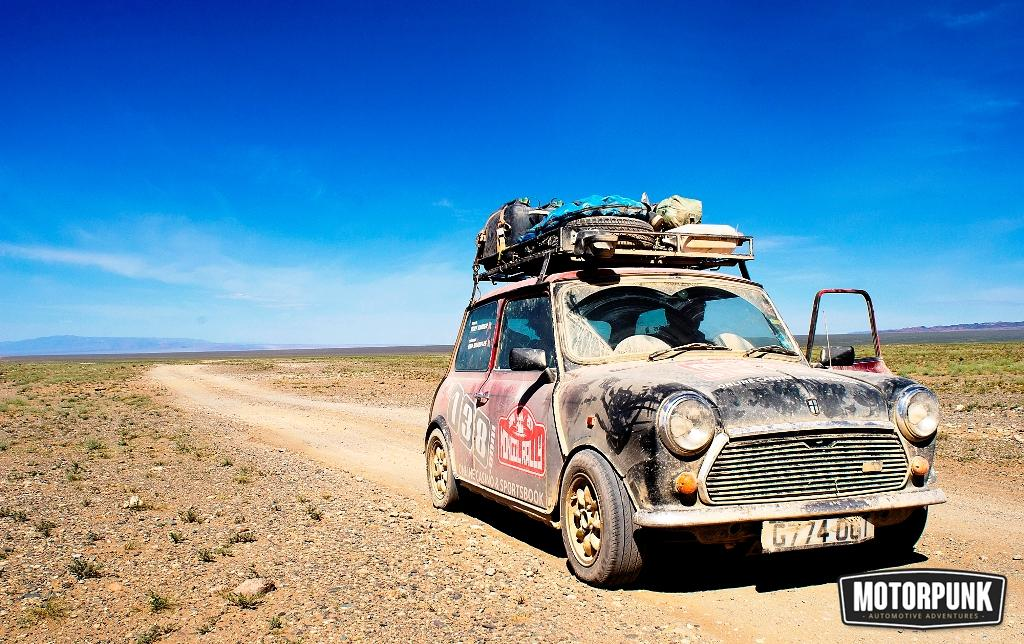The best of the Mongol rally - MotorPunk and the Adventurists (11)