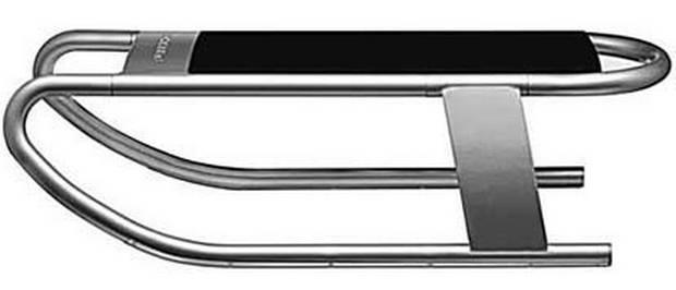 Porsche Aluminium Sledge, £330, shop3.porsche.com