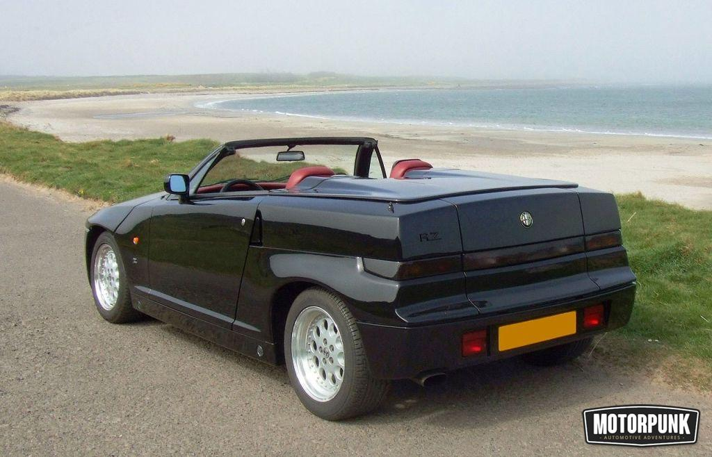 Alfa Romeo RZ from wikipedia