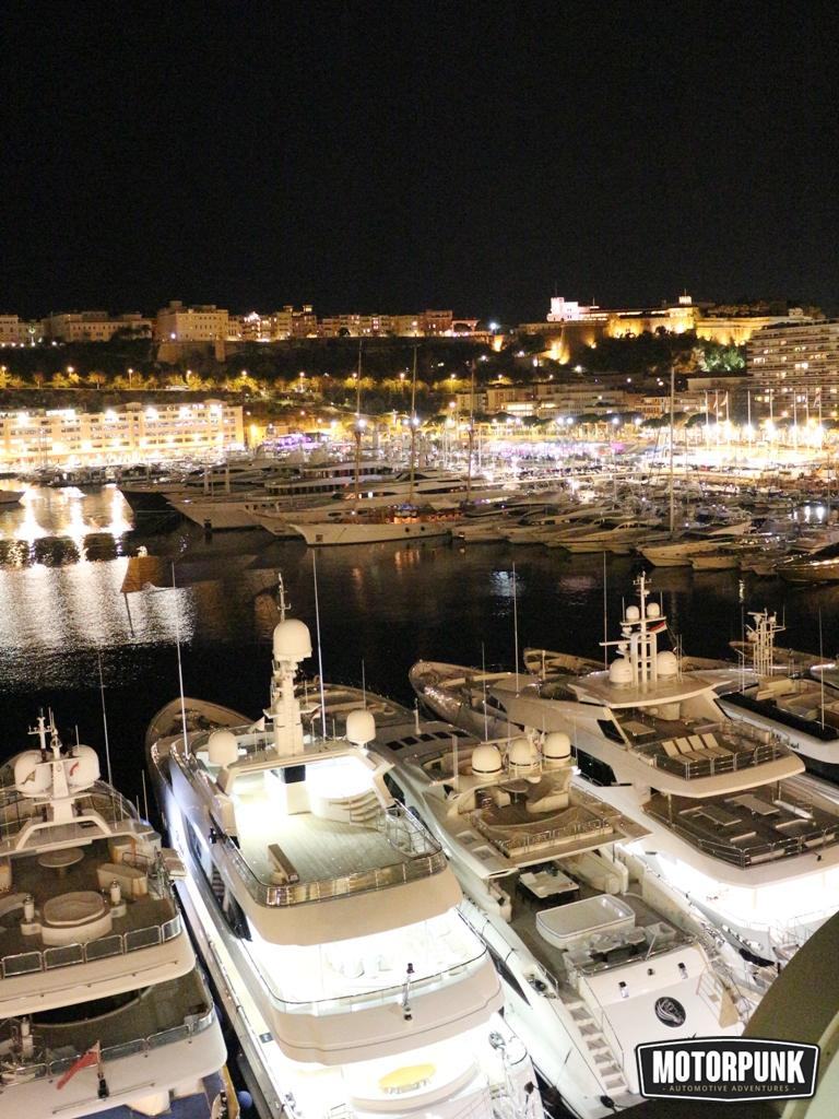 british-ish yachts in monaco harbour