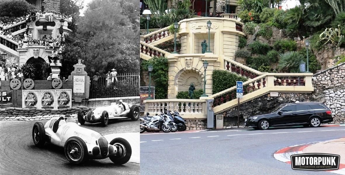mercs at grand hotel hairpin then and now