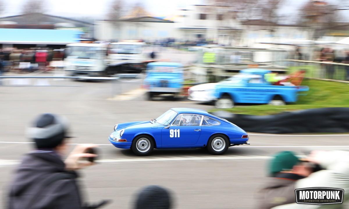 blue 911