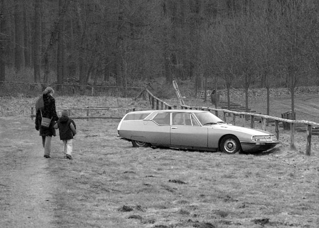 MOTORPUNK - CITROEN SHOOTING BRAKE