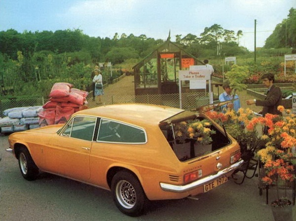MOTORPUNK - SCIMITAR SHOOTING BRAKE